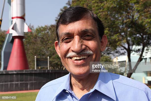Hyderabad, Andhra Pradesh, India Dr. Avinash Chander, chief designer, the Agni-5 missile The making of India's long range ballistic missiles, first...