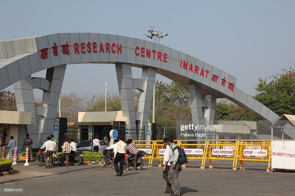 Inside India's missile lab : News Photo