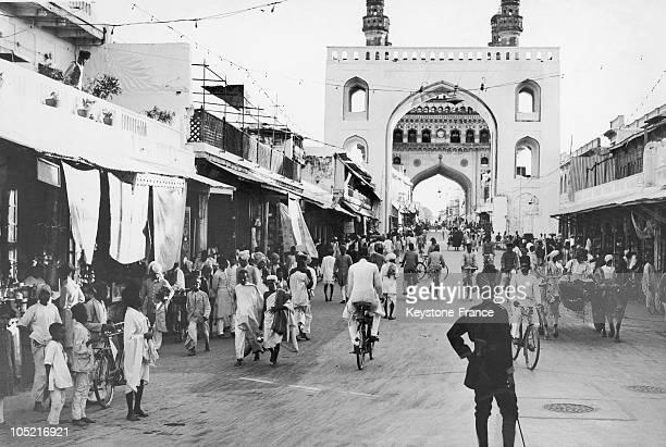 Hyderabad City-Center.