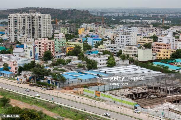 Hyderabad Cityscape