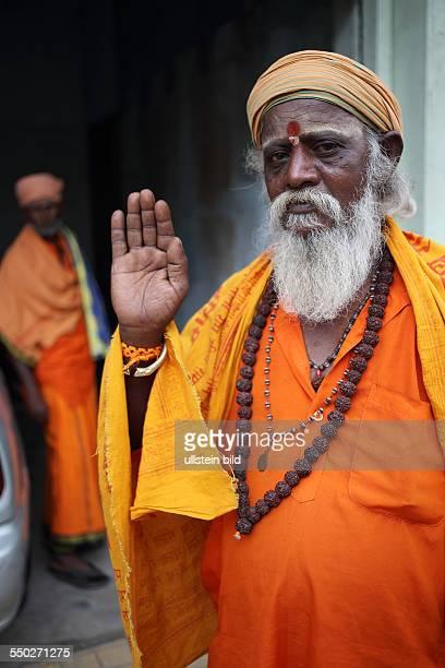 IND Hyderabad Hauptstadt des Bundesstaates Andrah Pradesh