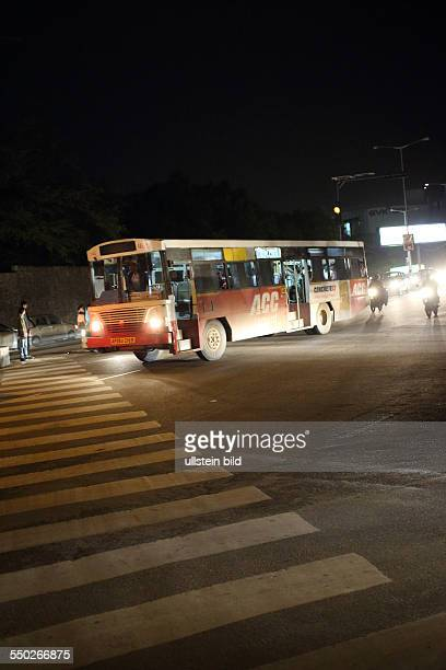 Hyderabad Hauptstadt des Bundesstaates Andrah Pradesh, Strassenverkehr