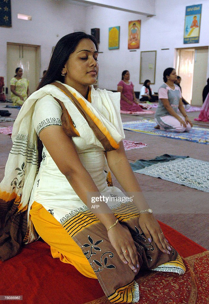 Indian Women Take Part In A Special Yoga Camp At Gandhi Gyan Mandir News Photo Getty Images