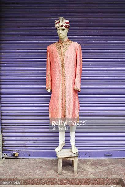 IND Hyderabad Schaufensterpuppe HochzeitkleiderHauptstadt des Bundesstaates Andrah Pradesh