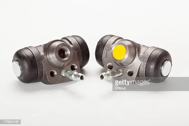 Hydraulic brake cylinder