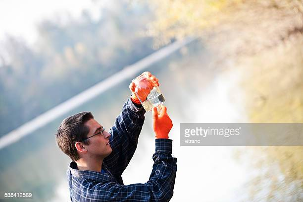 hydro biologist - ph value stock pictures, royalty-free photos & images