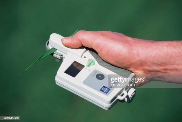 Hydro N testeur Mesure de la quantit d'azote dans crales Mesure instantane de l'chantillon AZOTE HYDRO N TESTER CONTROLE QUANTITE AZOTE FUMURE AZOTEE