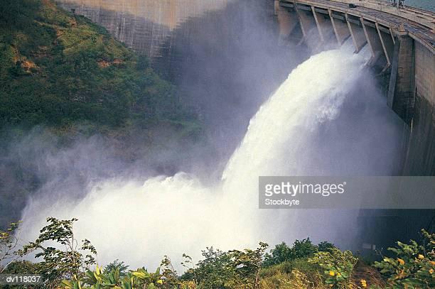 Hydro power,Victoria Dam,Sri Lanka