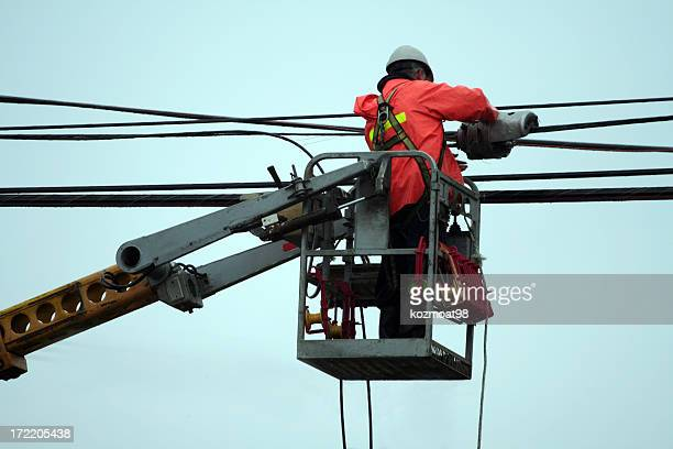 hydro worker - blackout picture stock pictures, royalty-free photos & images