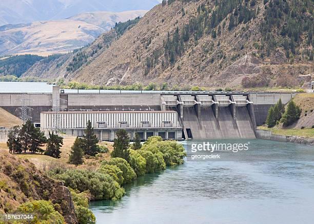 Estación hidroeléctrica