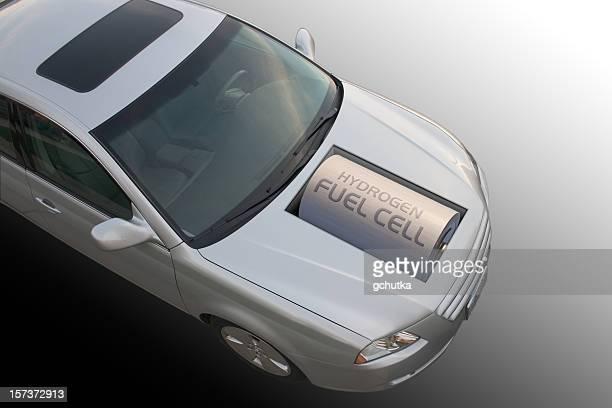 Wasserstoff Fuel Cell Auto