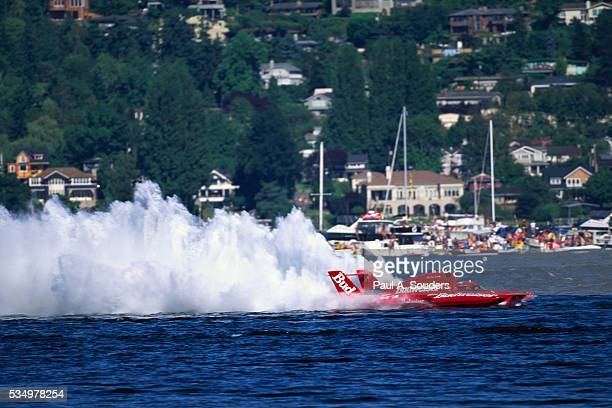 hydroplane racing - hydroplane racing stock pictures, royalty-free photos & images