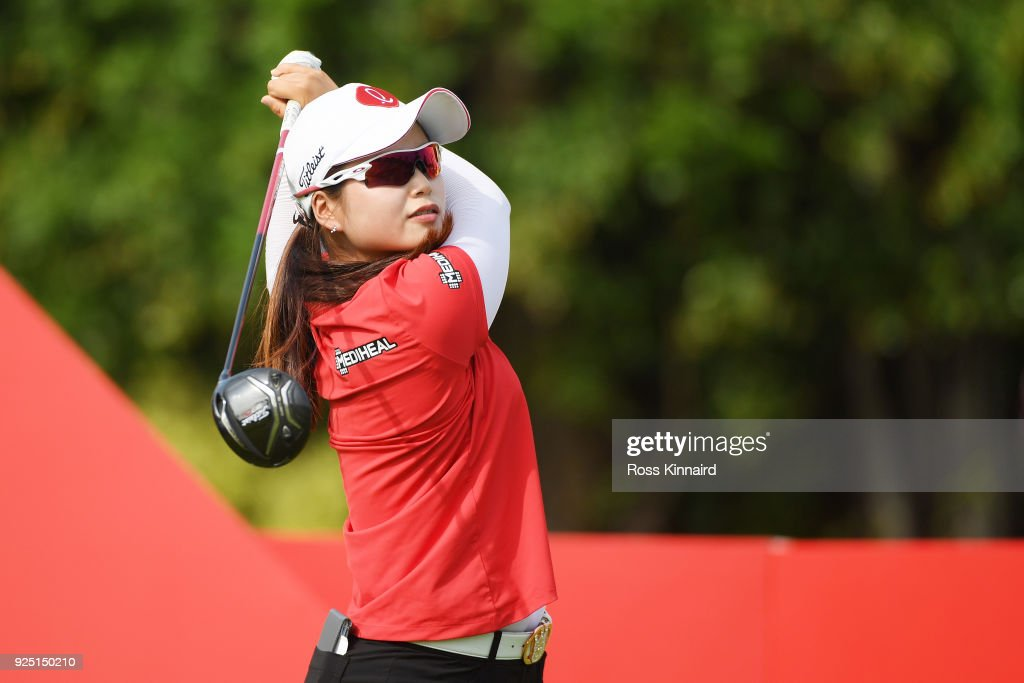 HSBC Women's World Championship - Previews