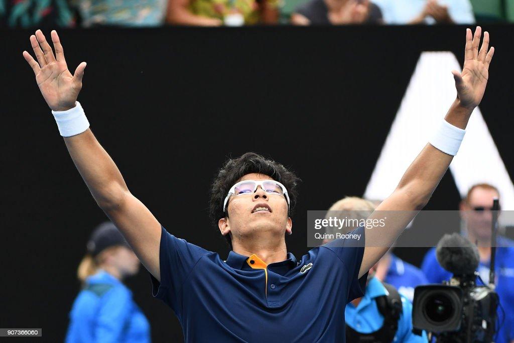 2018 Australian Open - Day 6 : News Photo