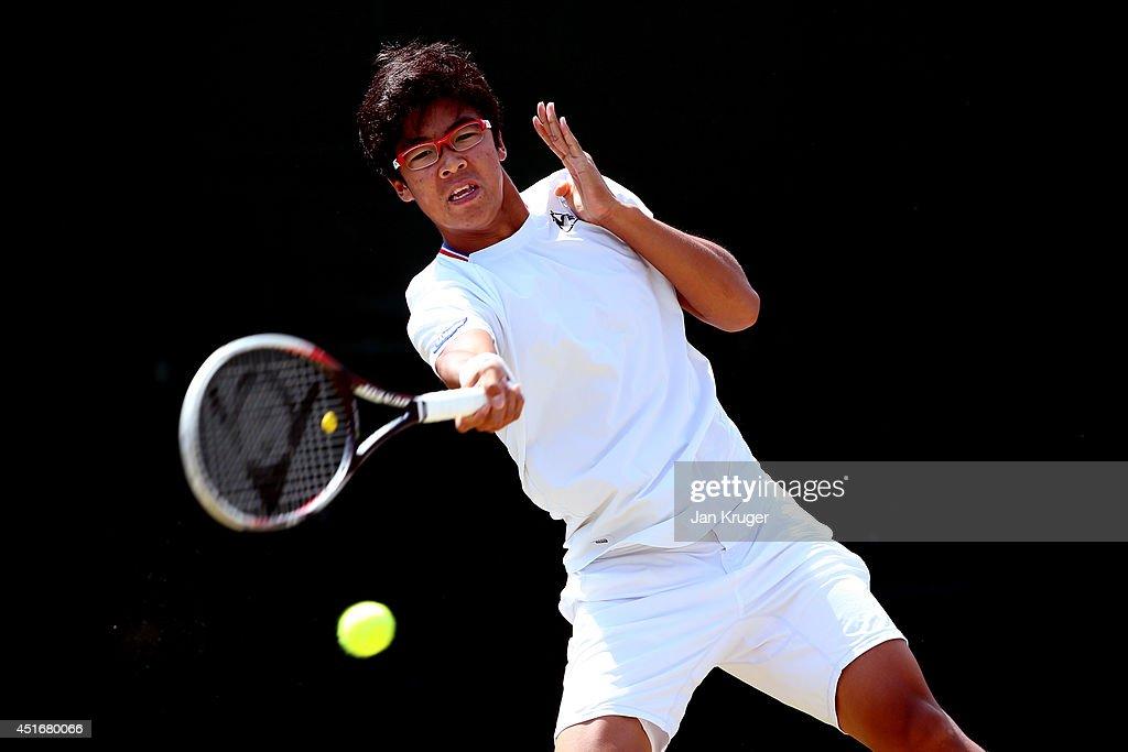 Day Eleven: The Championships - Wimbledon 2014 : News Photo