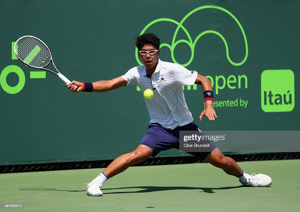 Miami Open Tennis - Day 3 : News Photo