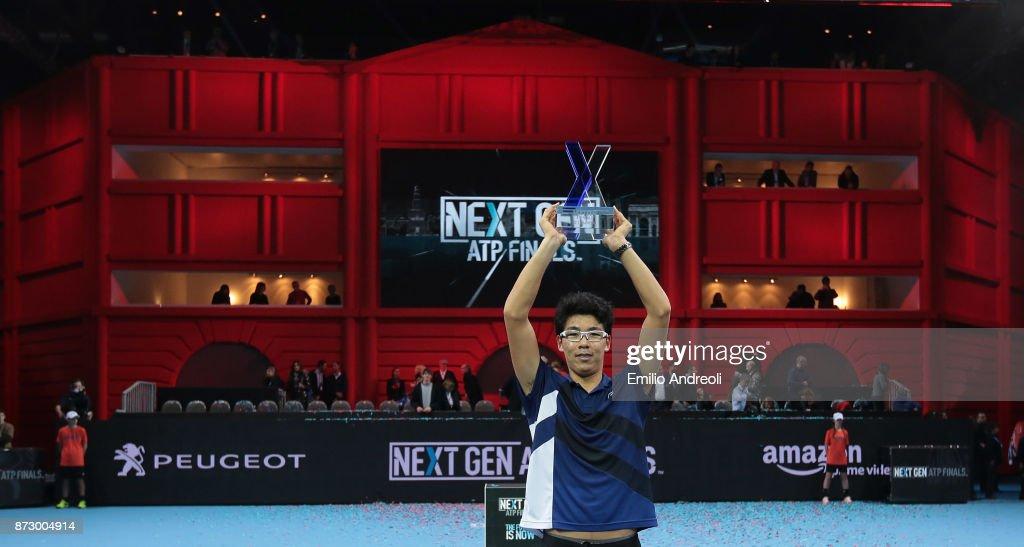 Next Gen ATP Finals : News Photo