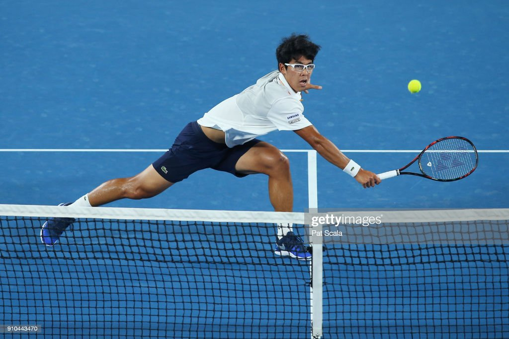 2018 Australian Open - Day 12 : News Photo