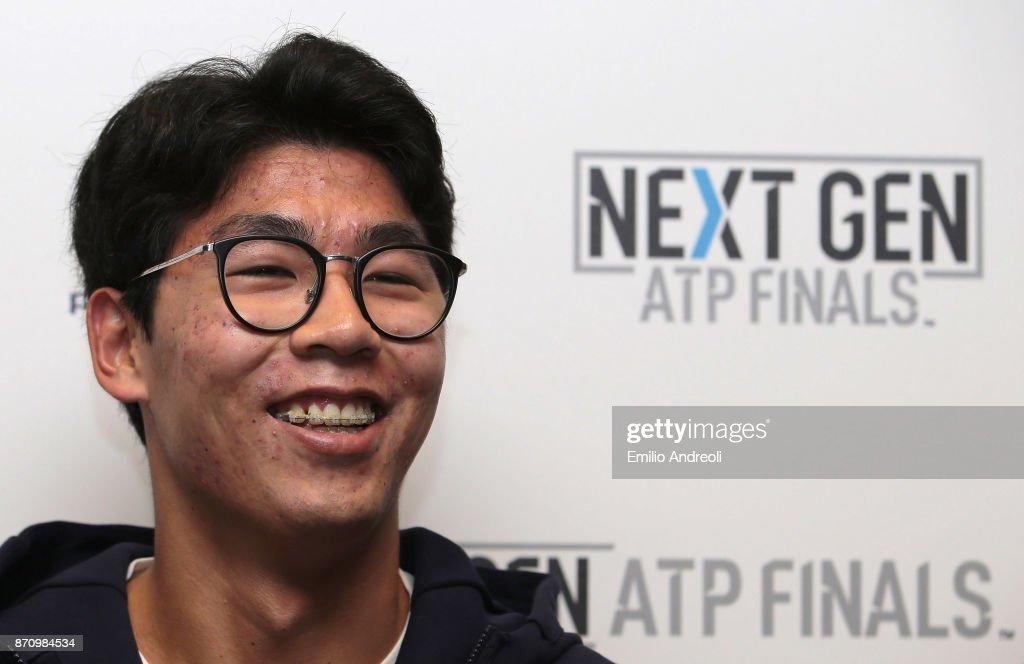 Next Gen ATP Finals Media Day