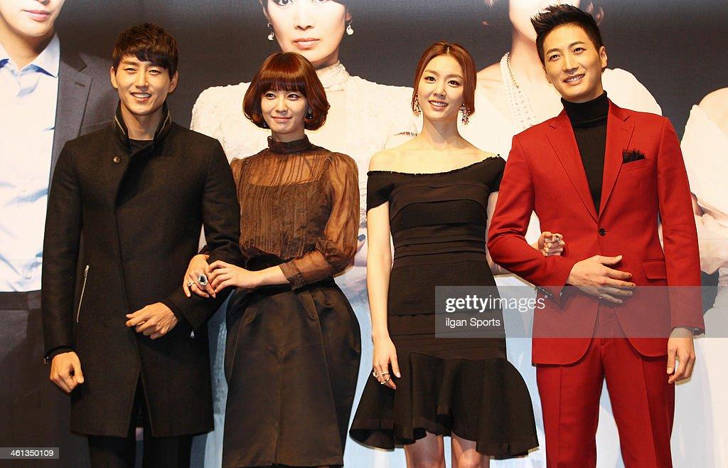 JTBC Drama 'Lady' Press Conference