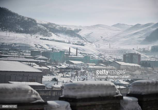 Hyesan North Korea city overview