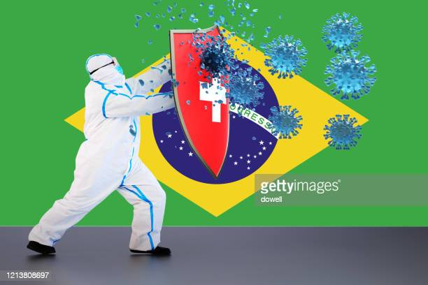 hygienic shield protecting from coronavirus,3d render - south america stock pictures, royalty-free photos & images