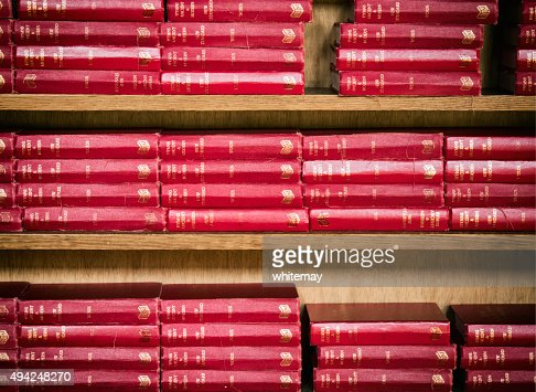 Hymn Books Hymns Ancient And Modern Stock Photo   Getty Images