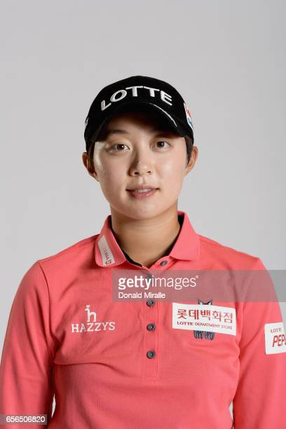 Hyo Joo Kim of South Korea poses for a portrait during the KIA Classic at the Park Hyatt Aviara Resort on March 21, 2017 in Carlsbad, California.