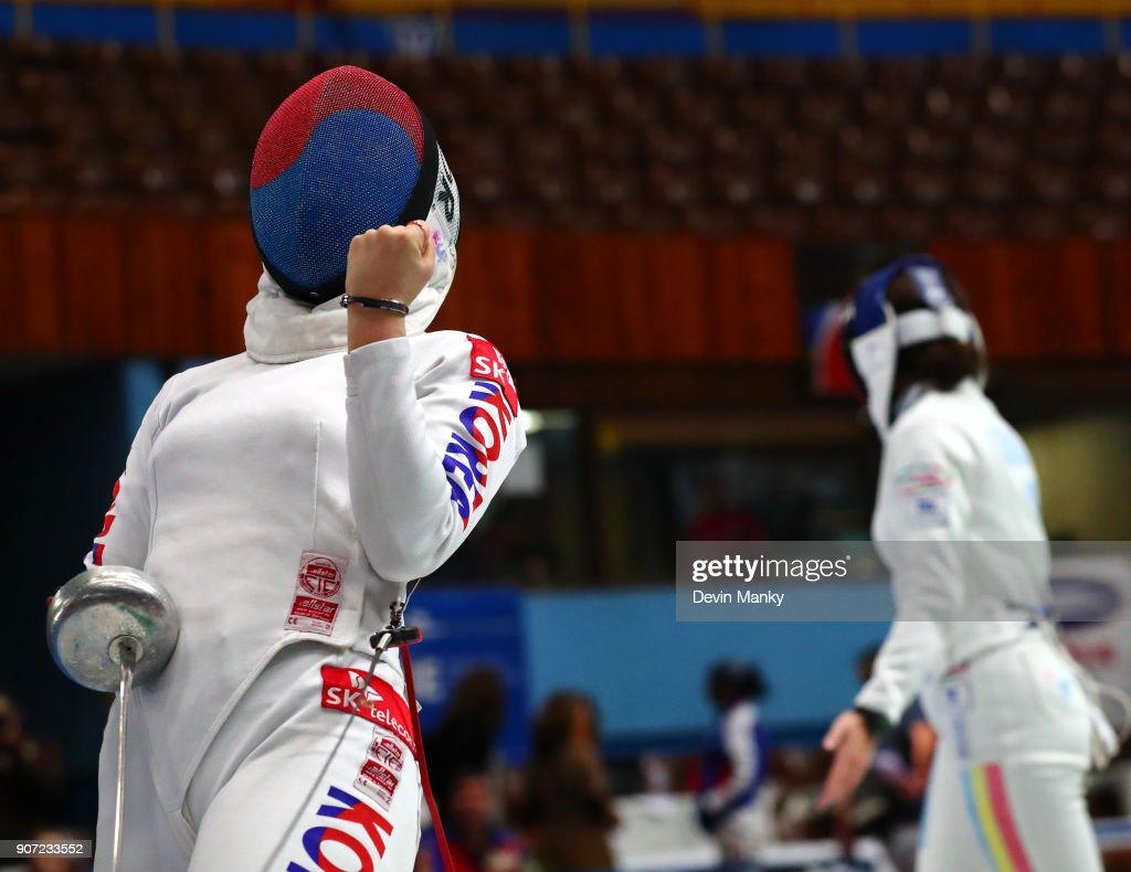 Women's Epee World Cup Individual and Team