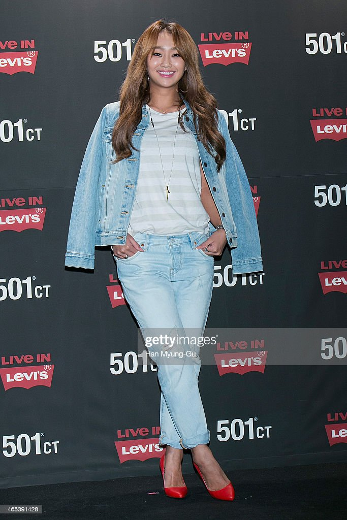 Levi's 501CT Launch Photocall
