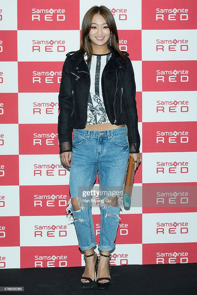 """Samsonite Red""  2014 S/S Collection Presentation"