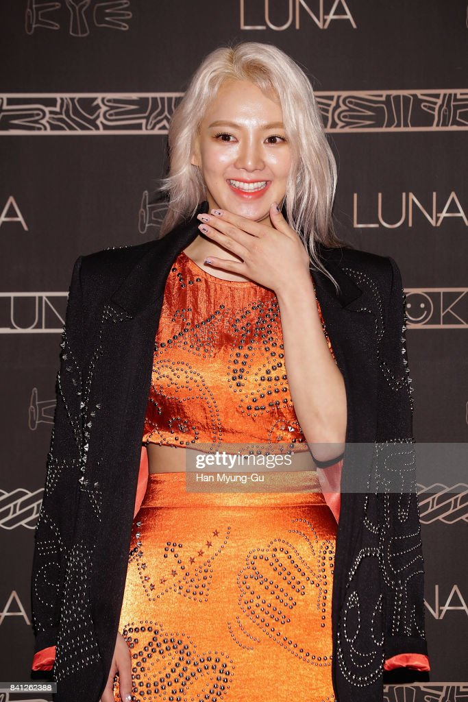 "LUNA ""LUNA X KYE"" Collaboration Collection - Photocall"