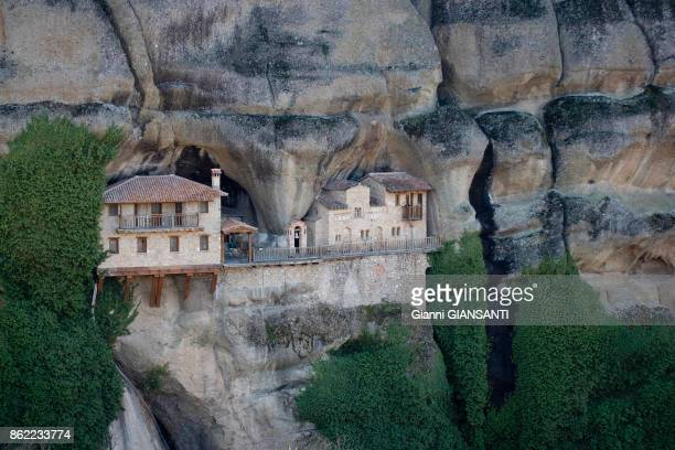 Hypapandi Monastery The Meteora monasteries 1988's Unesco World Heritage List represents today a unique example of monastic life since the 14th...