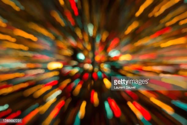 hyperspace vortex abstract background - laurent sauvel photos et images de collection