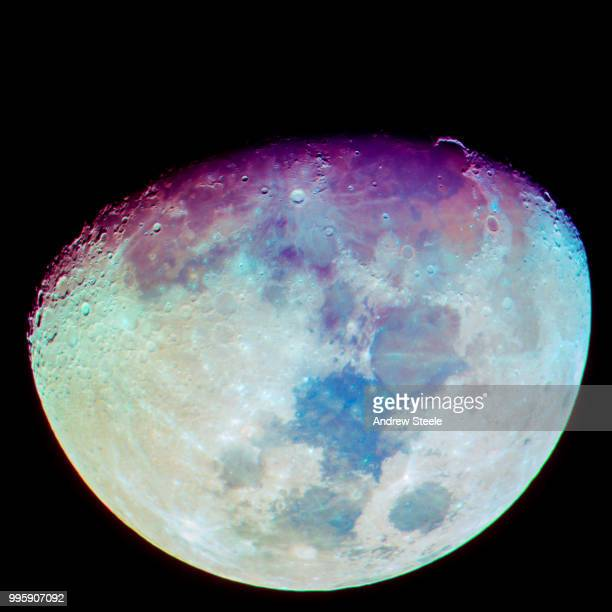 hyperspectral Moon