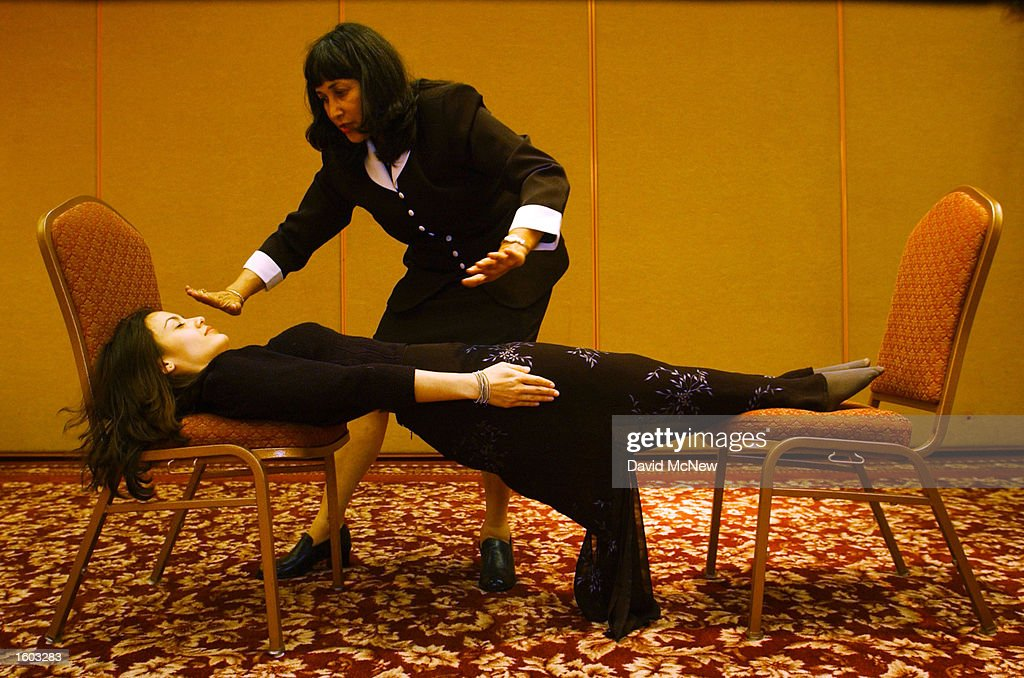 Hypnosis Federation''s Mind, Body, Spirit, Fun Conference : News Photo