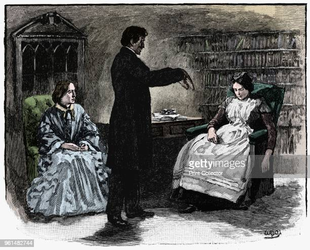 Hypnotism 1891 Male hypnotist putting a young woman into an hypnotic trance Animal magnetism or hypnotism had a revival at the end of the 19th...