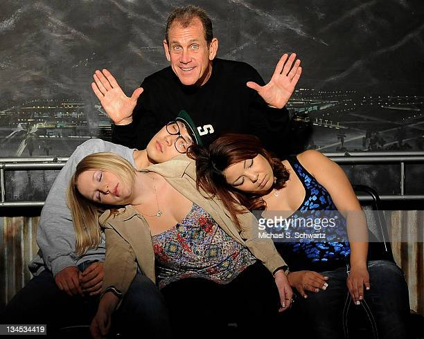 Hypnotist / comedian Mark Sweet poses to promote his upcoming six week run at The Ice House Comedy Club on December 1 2011 in Pasadena California