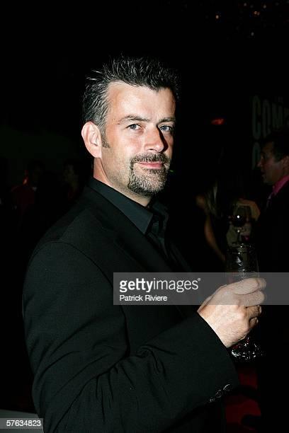 Hypnotist Peter Powers attends the Foxtel Programming Showcase at Fox Studios on May 17 2006 in Sydney Australia