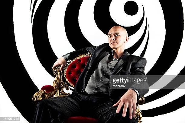 Hypnotist Portrait