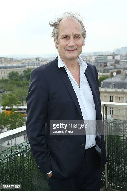 Hyppolite Girardot attends the 5th Champs Elysees Film Festival Opening Ceremony at Drugstore Publicis on June 7 2016 in Paris France