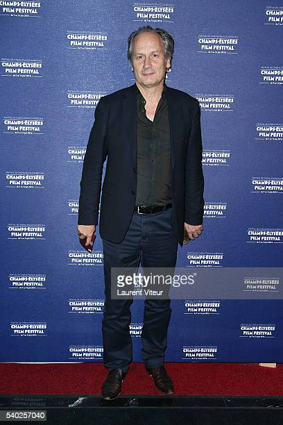 Hyppolite Girardot attends the Closing Ceremony of 5th Champs Elysees Film Festival on June 14 2016 in Paris France