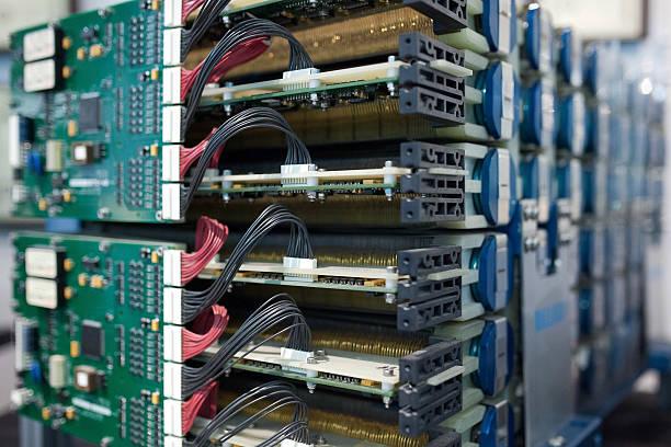 Operations Inside The Ballard Power Systems Inc  Facility