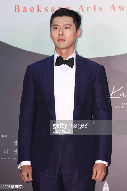 Hyun-Bin attends the 56th Baeksang Arts Awards at Kintex on June 05, 2020 in Goyang, South Korea.
