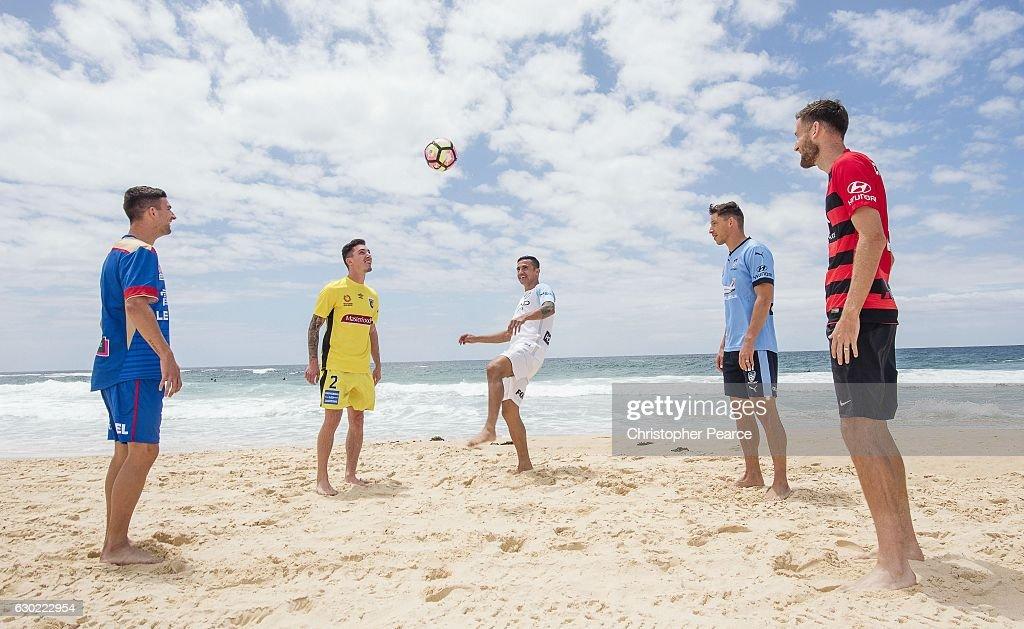 Hyundai A-League 2016/17 Summer of Football Launch