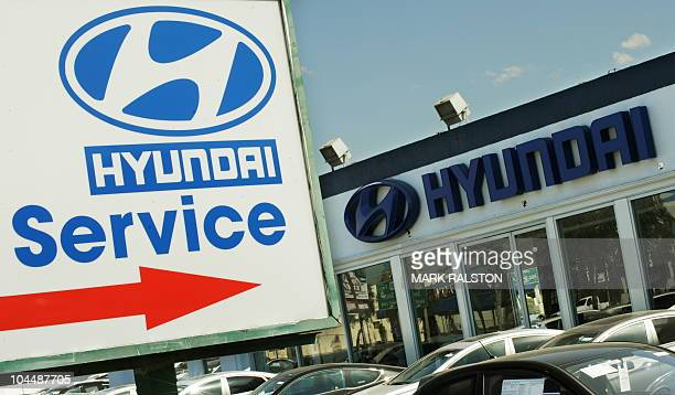 Hyundai Dealership Los Angeles >> 60 Top Hyundai Sonata Pictures Photos And Images Getty Images