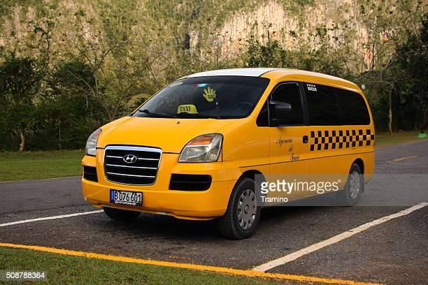 Hyundai H1 Starex em táxi versão