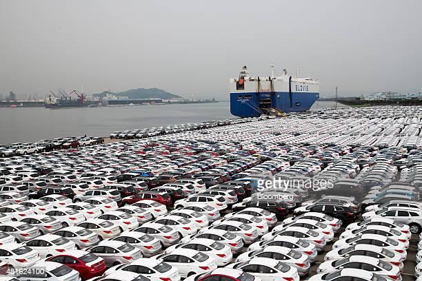 44 fotografias e imagens de Hyundai Glovis Co  - Getty Images