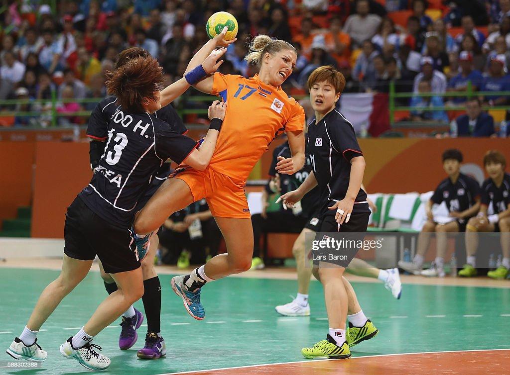 Handball - Olympics: Day 5 : News Photo