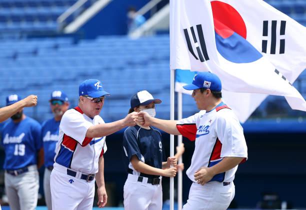 JPN: Baseball - Olympics: Day 10